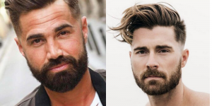 Hair cut style for men