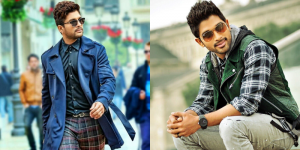 Handsome men in India