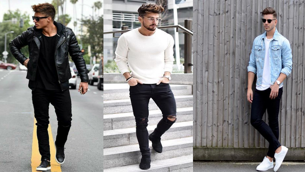Winter fashion for men